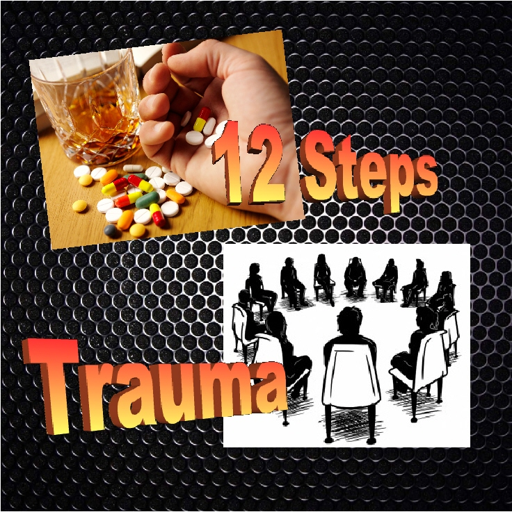 12 steps trauma
