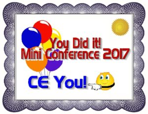 cert graphic mini conf 2017