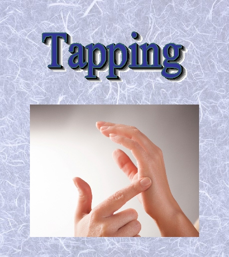 tapping - emotional freedom