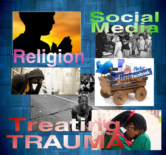 treating trauma - social media religion