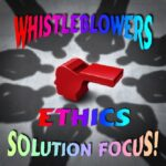 whistleblower ethics solution focus